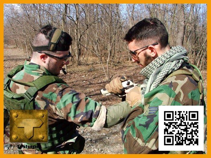 T-Shape's Self-Defense presso ASD Tauri www.tshape.org #milsim #selfdefense