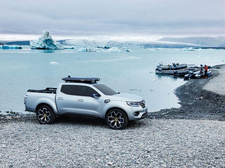 Grootse plannen: Renault presenteert ALASKAN Concept