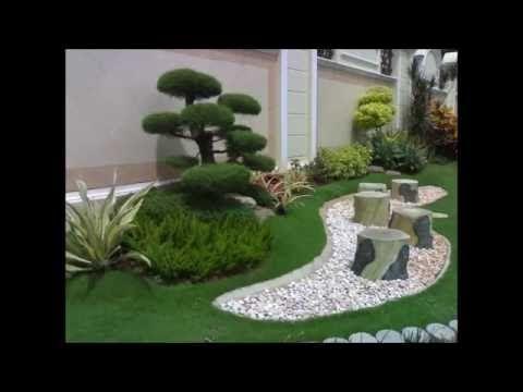 Dekorasi Taman Rumah Berkonsep Jempolan