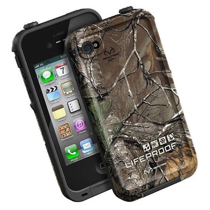 LifeProof 1008-03 Fre Case for Apple iPhone 4/4s -