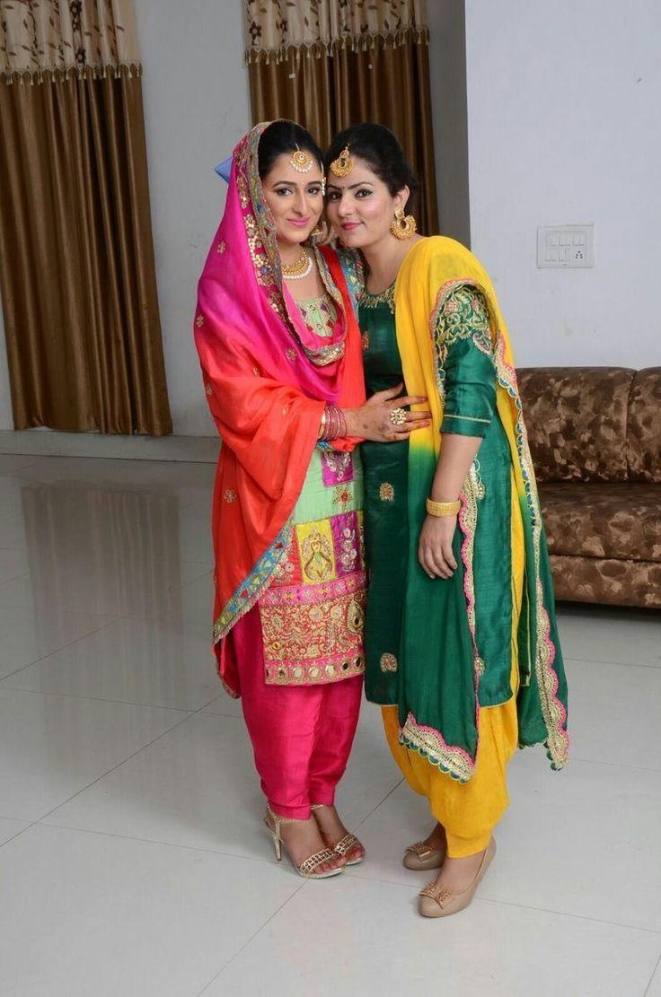 1513a68d2d Famous punjabi styles suit designs 2018 - Sari Info   Fashion in ...