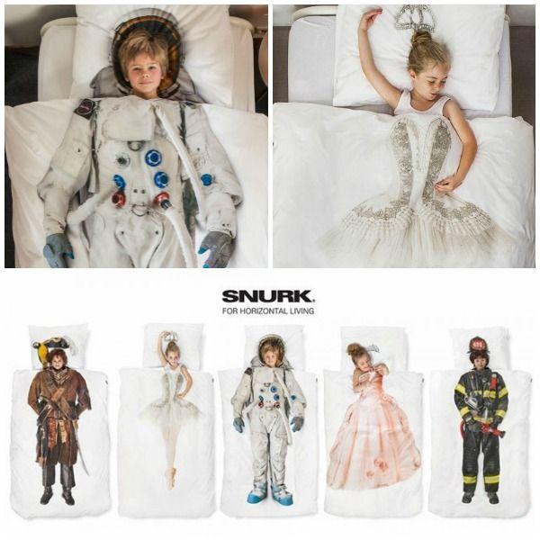 ¡Los edredones infantiles más divertidos! Conoce los edredones infantiles Snurk, fundas para cama originales ¡para soñar felices! Estos edredones son 100% algodón, los puedes encontrar en Bily Bily Baby
