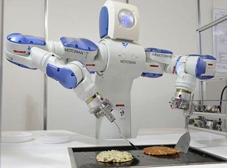 Resultado de imagen para robots caseros
