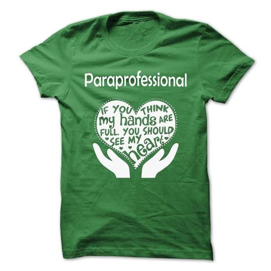 paraprofessional - #graduation gift #gift for kids. LIMITED TIME => https://www.sunfrog.com/No-Category/paraprofessional-71324038-Guys.html?68278