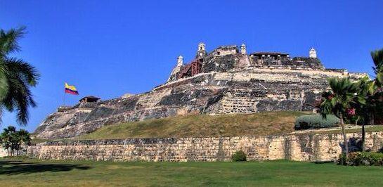 Castillo de San Felipe, Cartagena, Bolívar, Colombia