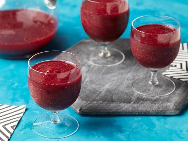 Get Sangria Slushie Recipe from Food Network