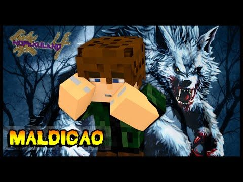 A Maldição do Lobisomen - Nofaxuland 4 #112 (Minecraft + Mods 1.7.10) - YouTube