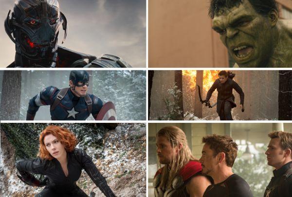 Οι Εκδικητές: Η Εποχή του Ultron: Όλα όσα πρέπει να γνωρίζετε για το απόλυτο blockbuster! (PHOTOS & TRAILER)