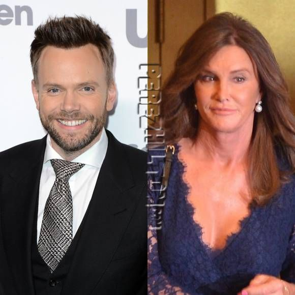 Find Out How ESPYS Host Joel McHale Feels About Caitlyn Jenner Receiving The Arthur Ashe Courage Award!