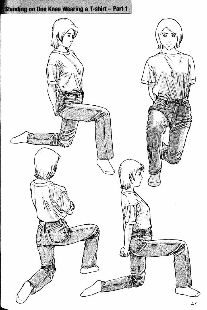 58 best drawing poses