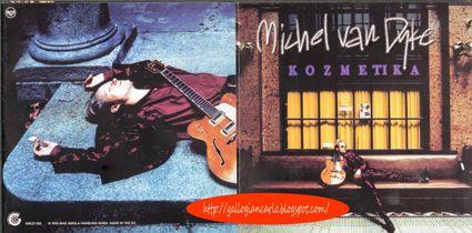 "fotografie e altro...: Michel van Dyke ""Kozmetika"" Cd musica pop"