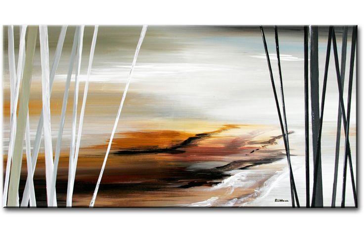 Schilderij Stormy Ocean