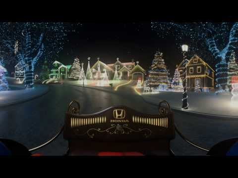 Happy #Honda Days Presents: Candy Cane Lane #ad #commercial
