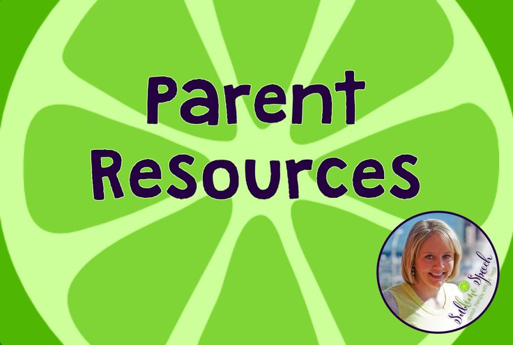 8 best parent resources images on pinterest therapy ideas early parent resources for speech and language development and education fandeluxe Image collections