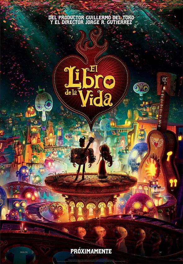 'El libro de la vida (The book of life)', ya tiene tráiler y póster en español