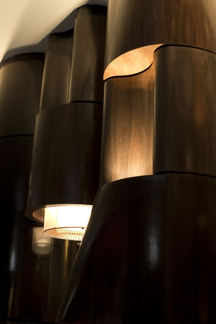 Skylab Architecture // W Hotel Seattle - Totems2