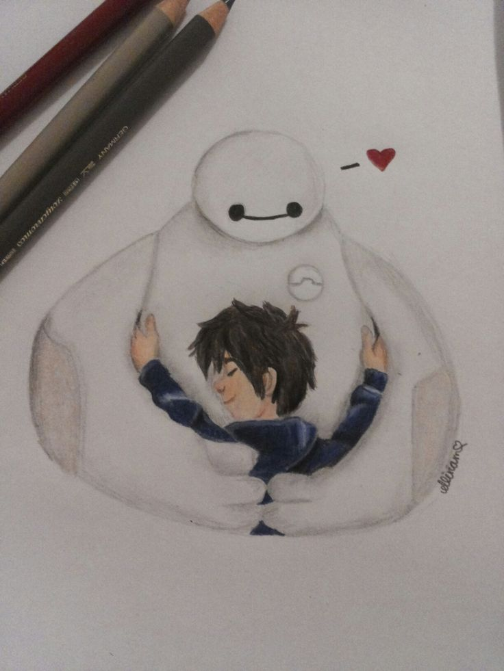 My own drawing -Baymax