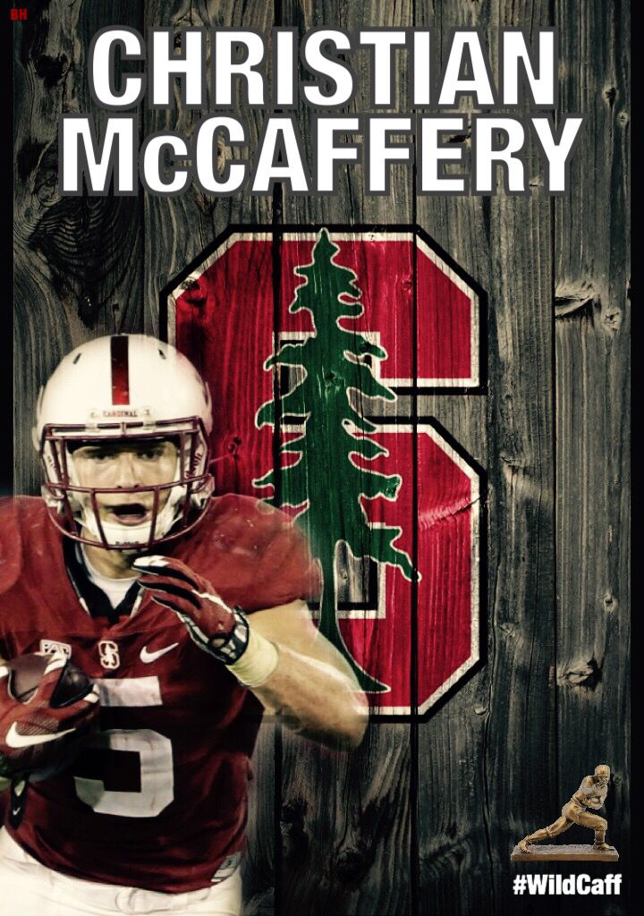 Christian McCAFFERY Stanford