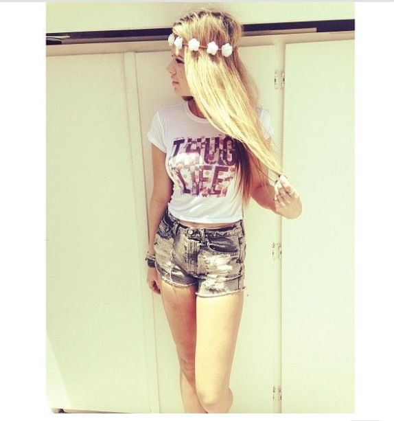 Tumblr girl tumblr clothes spring outfits fashion spring outfits pinterest clothes Pretty girl fashion style tumblr