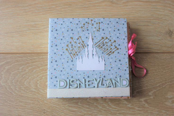 Mini album Disneyland .