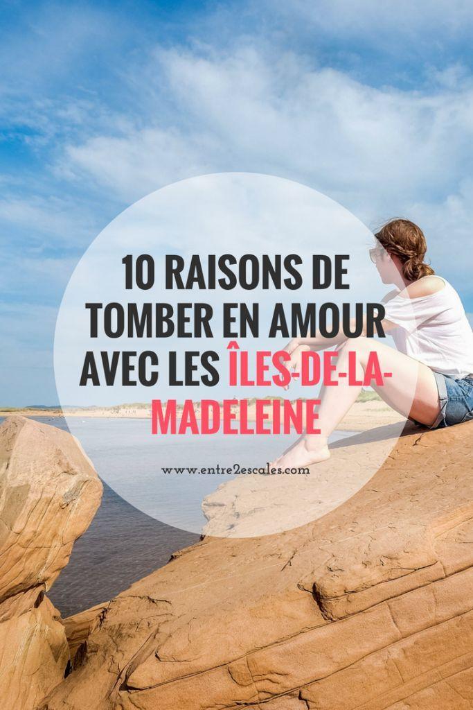 Bien sûr, il existe mille et unes raisons de tomber amoureux des Îles-de-la-Madeleine. Voici mes 10 raisons à moi pour visiter cette région du Québec.