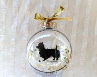 Australian Terrier/Pet Ornament