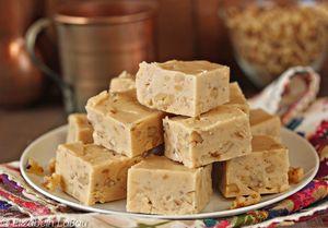 Delicious Maple Candy Recipes: Maple Walnut Fudge