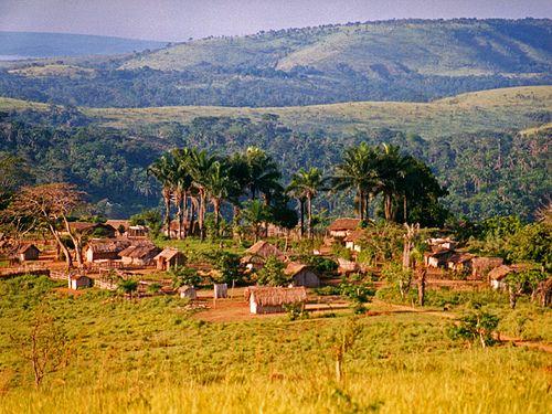 Congo Kinshasa (commonly known as Democratic Republic of Congo)