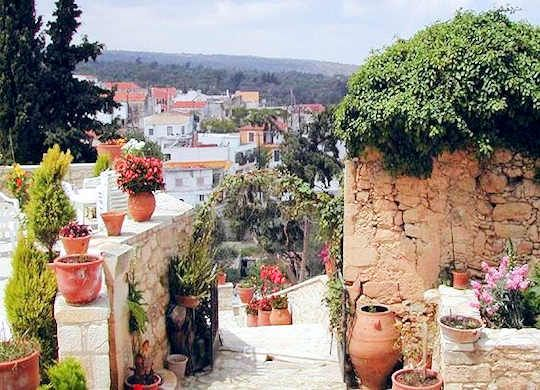 Margarites Village Crete