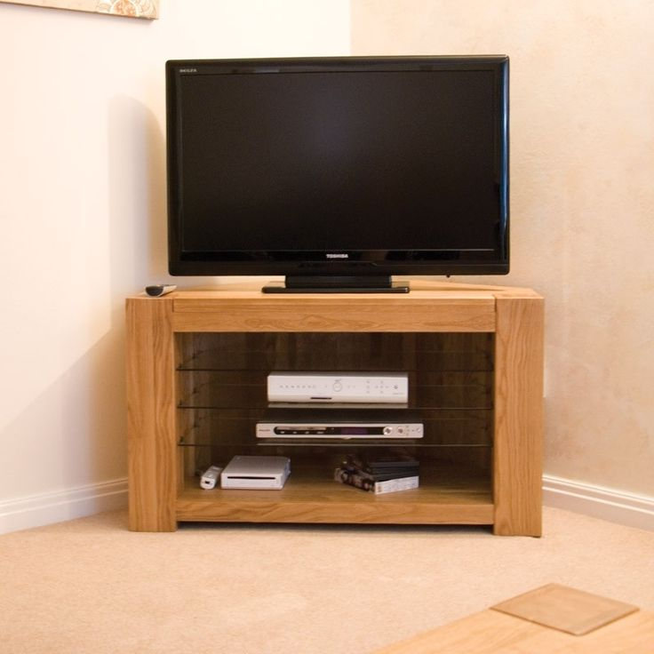 Trend Oak Corner TV Unit Http://www.tradepricefurniture.co.uk. Wall Units  ...