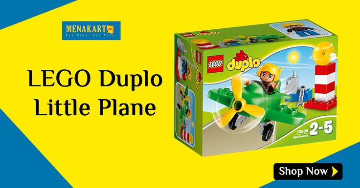Shop for LEGO Duplo Little Plane Online