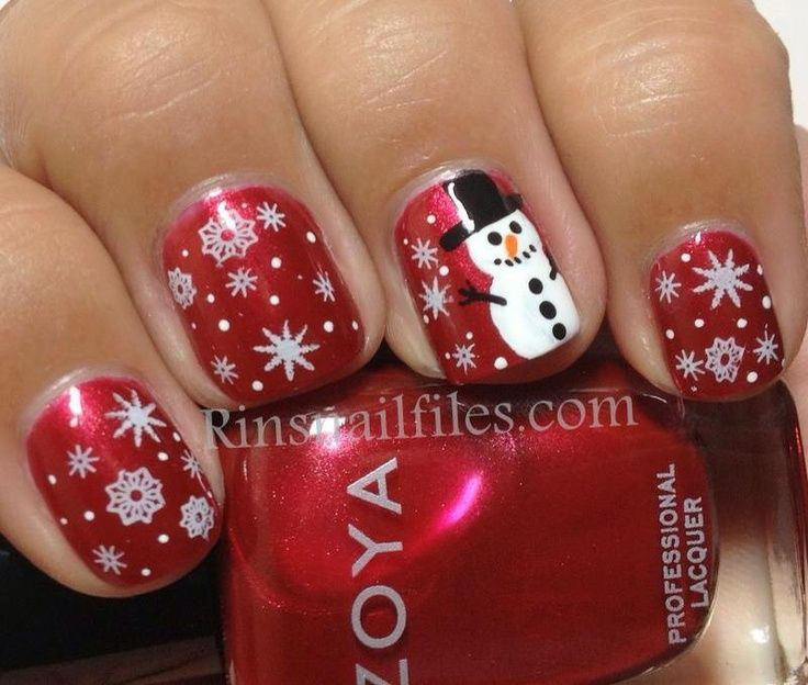 holiday nails | Holiday Nail Look featuring Zoya Isabel! | Nail Art