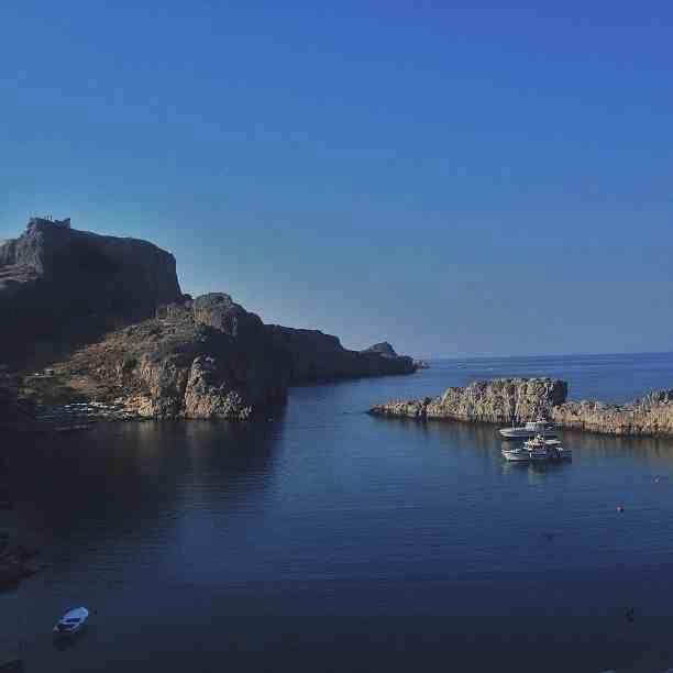 Agios Pavlos, Rhodos.