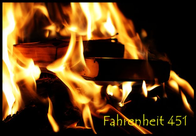 The original title of Fahrenheit 451 was The Fireman. | 20 Literary Facts To Impress Your Friends With