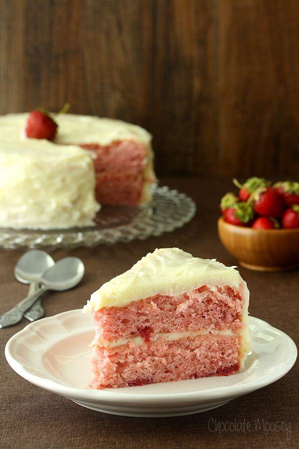 Jello Cake Frosting Recipe