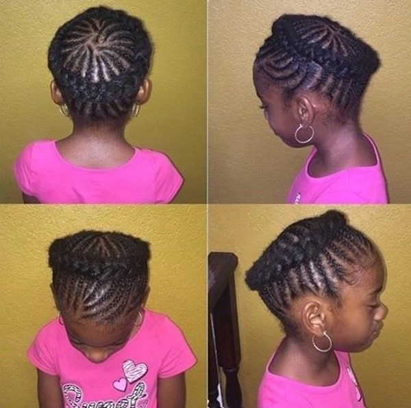 Crown Braid Braided Crown Hairstyles Hair Styles Kids Braided Hairstyles