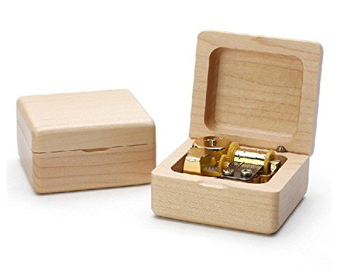 Handwork,fuchisia color durable us beech finish Simple functional will provide much concenience for you This music box is made of Maple, and the musical movement is Sankyo from Japan with golden color plating Play time of about 90 seconds make time is about 3 days, because of 100% handmade The... see more details at https://bestselleroutlets.com/arts-crafts-sewing/crafting/woodcrafts/product-review-for-teenment-handmade-natural-wooden-music-box-from-sankyo-musical-movement-pl
