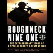 On April 6, 2003, 26 Green Berets, including those of Sergeant First Class Frank Antenori's Special Forces A-Team (call sign Roughneck Nine One), fought a vastly superior force at a remote crossroads near the village of Debecka, Iraq. The enemy unit had battle tanks and 150 well-trained, well-equipped, and well-commanded soldiers. The Green Berets stopped the enemy advance, then fought them until only a handful of Iraqi survivors finally fled the battlefield.