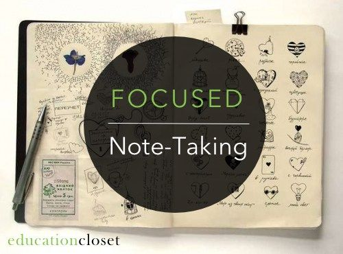 methods and importance of note making Effective listening and notetaking learn to recognize that the speaker is making an important point by: a pausing before writing on your note paper.
