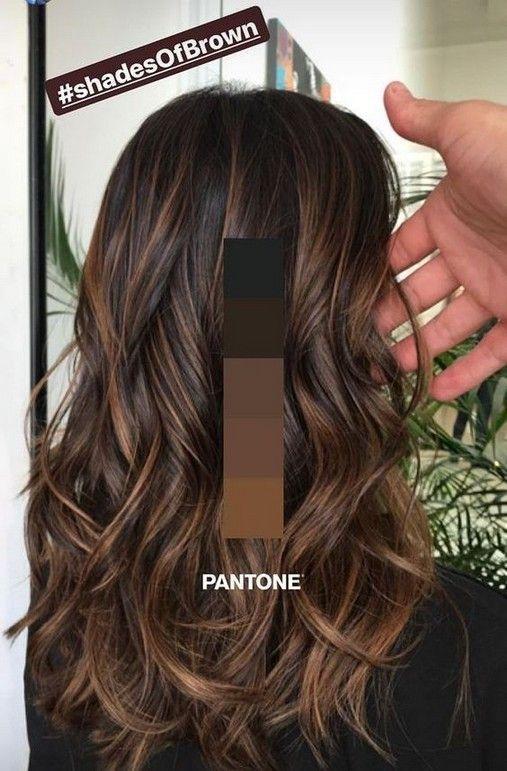 24 neue Frisur- und Farbideen für 2019 – nur trendige Mädchen Seite 28