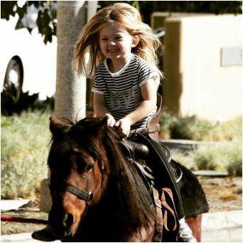 pony ride Beverly Hills farmers market Sunday mornings