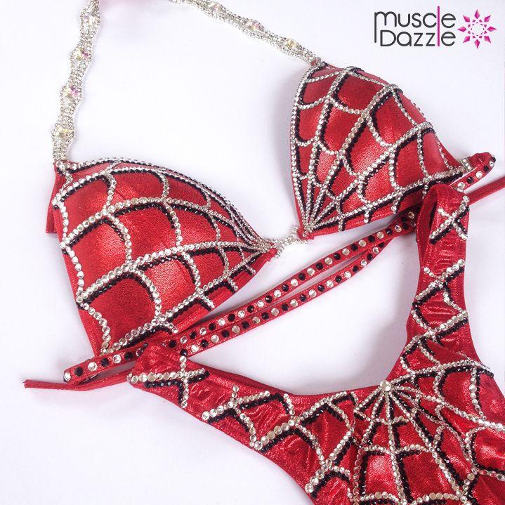 Spiderman figure suit