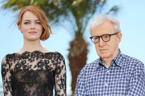 """Emma Stone shines in Woody Allen's surprising #IrrationalMan."" http://vnty.fr/1QPBivI  via @VanityFair #Cannes2015"