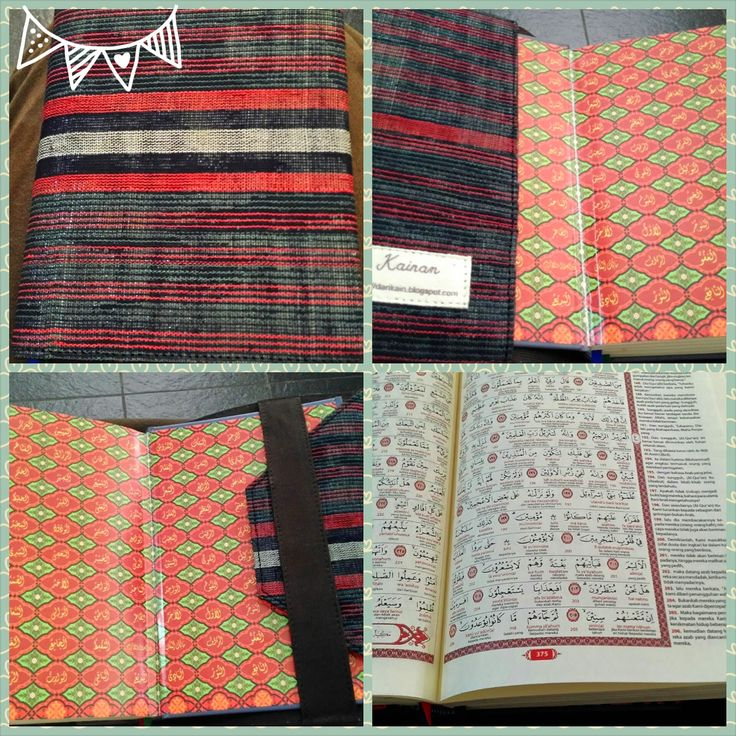 kainan: Cover quran by Kainan... For order check ig: siprita
