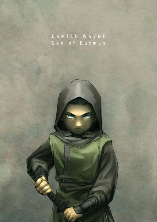 Damian Wayne: Son of Batman