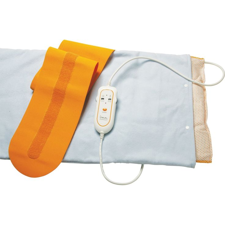 "Drive Medical RTL10893 Therma Moist Michael Graves Heating Pad, Medium 14"" x 14"""
