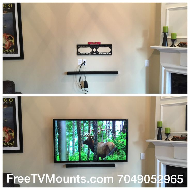 Free tilting TV wall mount with installation Our prices start at only $99 Reasons to have your TV professionally wall mounted... Extend the life of your TV. Safety for kids and TV. TVs kill and injure kids when placed on dressers and stands. More space in your home. Better viewing angle. Wall mounted TVs are harder to steal http://tvinstallationcharlotte.com/