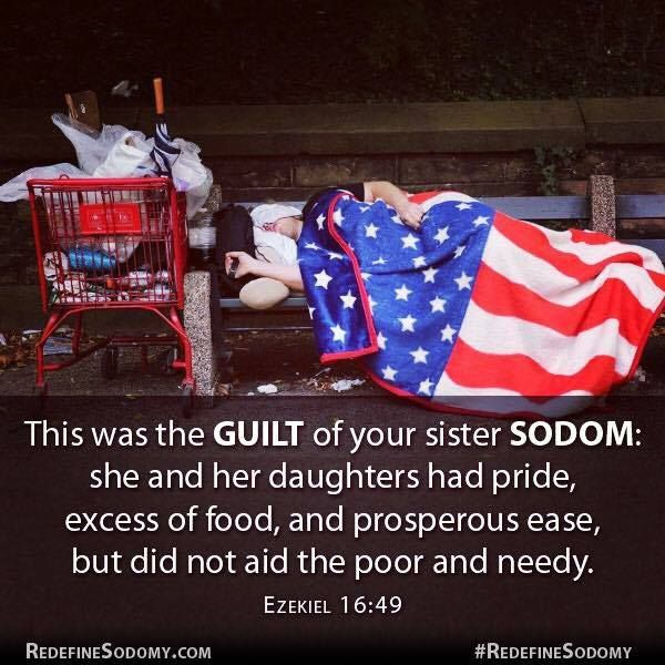 One of the most shameful guilts we share as Americans!