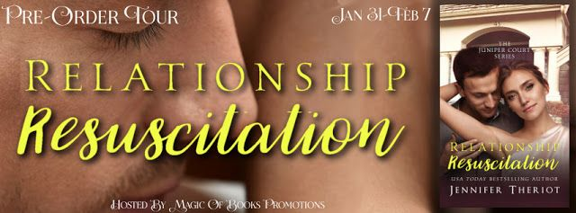 Here is what I read blog: RELATIONSHIP RESUSCITATION by Jennifer Theriot