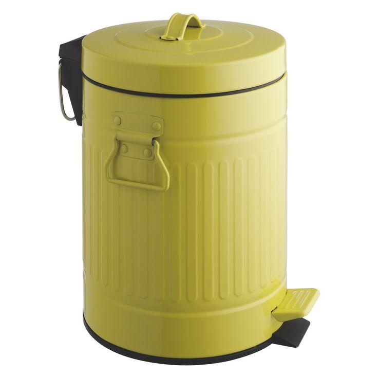 chrome   cream pedal bins at Habitat UK. Best 25  Bathroom bin ideas on Pinterest   Jungle bathroom  Home